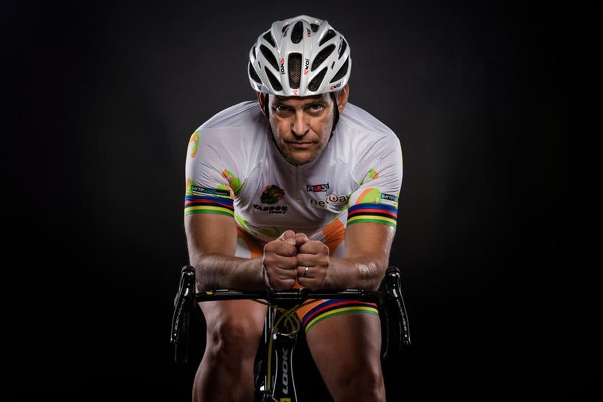 Pascal Pich, Foire de Paris, Record du Monde, Sport, Fitness, Vélo, cycling, bike